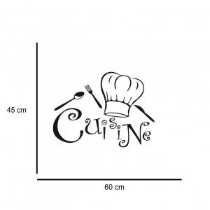 Sticker perete Cuisine 3