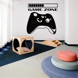 Sticker perete Game Zone 2