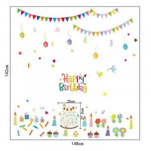 Sticker perete Happy Tea Party 2