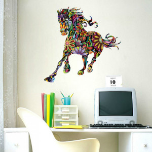 Sticker perete Magic Horse