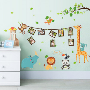 Sticker perete Memories Animals