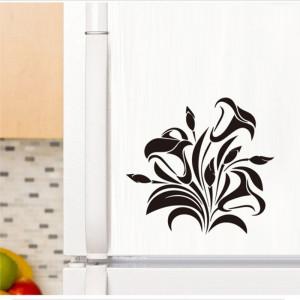 Sticker perete Mobilier Flori 2
