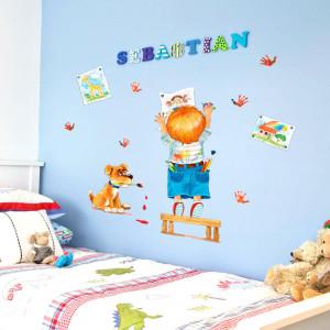 Sticker perete My Room