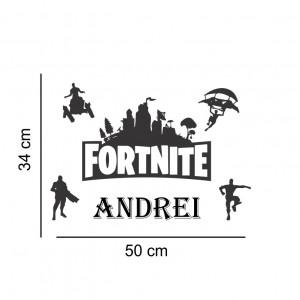 Sticker perete personalizat My Name Boy 22