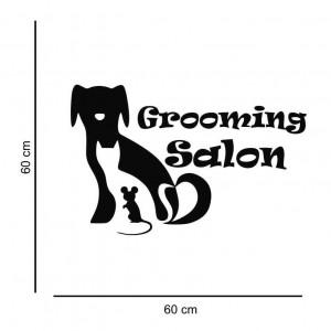 Sticker perete Pet Salon 1
