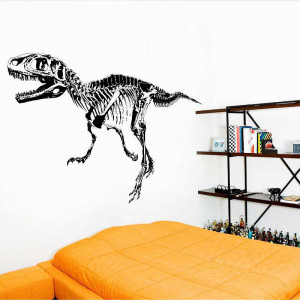 Sticker perete T-Rex