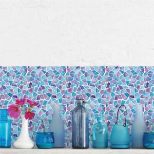 Set stickere decorative faianta Pietre Colorate