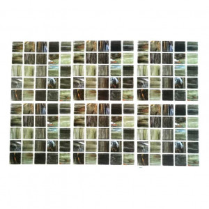 Set stickere decorative faianta Sticla Verde