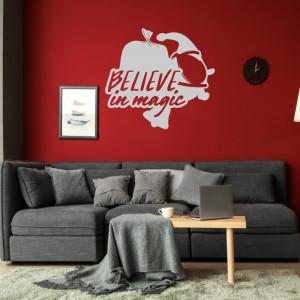 Sticker decorativ Believe in Magic