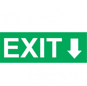 Sticker Indicator Exit in Jos