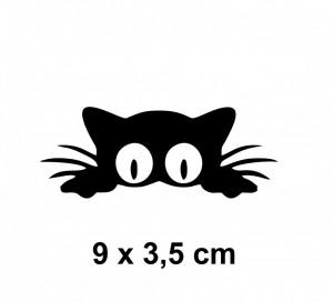 Sticker intrerupator Pisicuta