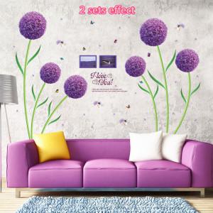 Sticker perete Flower of Love