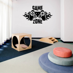 Sticker perete Game Zone 1