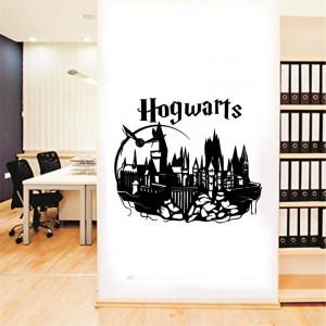 Sticker perete Hogwarts 2