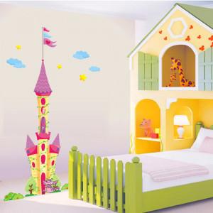 Sticker perete My Castle