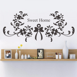 Sticker perete Sweet Home