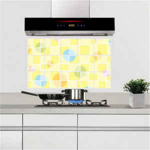 Sticker perete Yellow Kitchen Decor