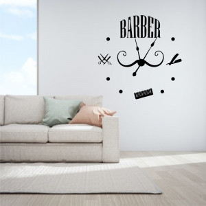 Stricker decorativ ceas Barber Salon