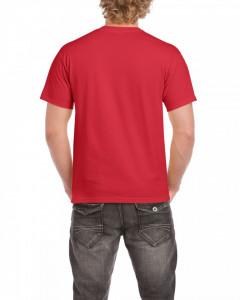 Tricou personalizat barbati rosu Bug