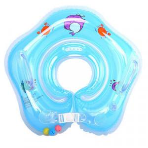 Colacel pentru gat baita bebe - albastru