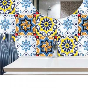 Set stickere decorative faianta Caleidoscop 4