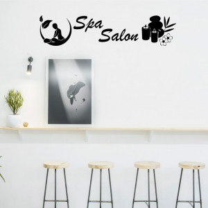 Sticker decorativ Salon Masaj 6