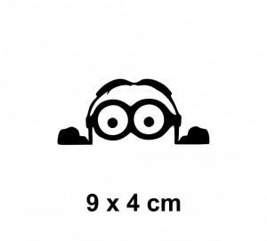 Sticker intrerupator Minion