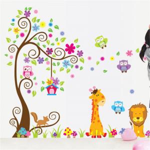 Sticker perete Animals decor