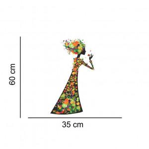 Sticker perete Anotimpuri - Vara