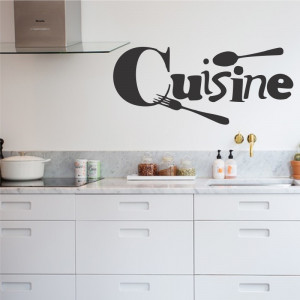 Sticker perete Cuisine 1
