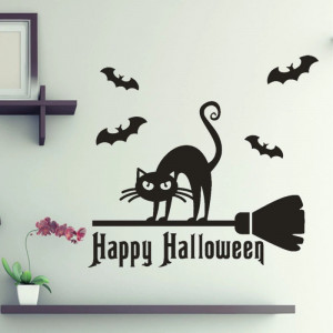Sticker perete Halloween Decor 7