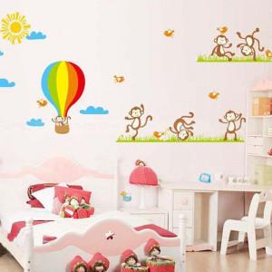 Sticker perete Happy Baloon 2