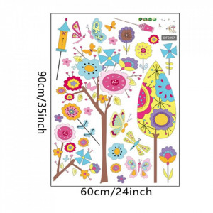 Sticker perete Happy Forest