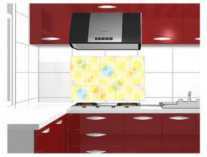 Sticker perete Yellow Kitchen Decor