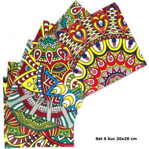 Set stickere decorative faianta Caleidoscop 3