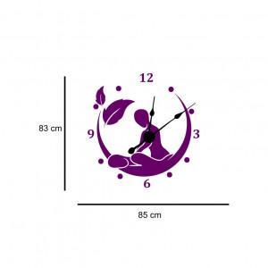 Sticker decorativ ceas Relax