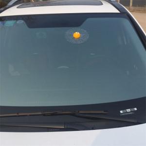 Sticker masina Watch out! No.1 18x18x3cm