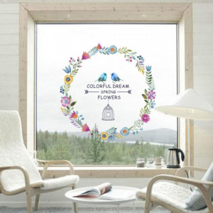 Sticker perete Colorful Dream
