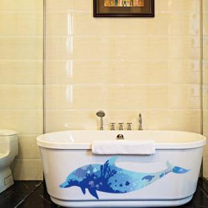 Sticker perete Dolphin