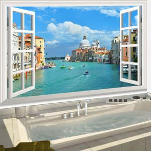 Fereastra Venetia 3D 3