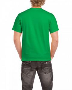 Tricou personalizat barbati verde Fast Food S