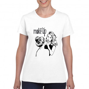 Tricou personalizat dama Make Up Artist 1