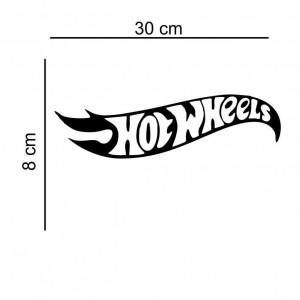 Sticker auto Hotwheels