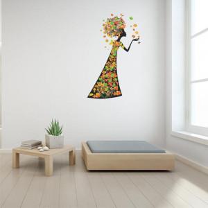 Sticker perete Anotimpuri - Toamna