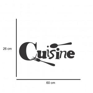 Sticker perete Cuisine 1