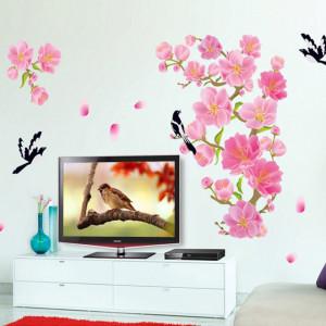 Sticker perete Flori de Iasomie