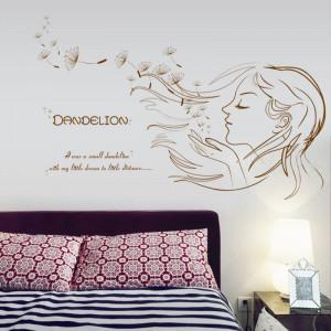 Sticker perete Follow Your Dreams
