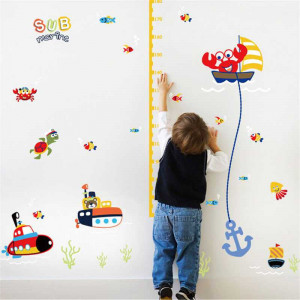 Sticker Perete Grow-Up Submarine
