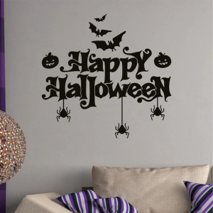 Sticker perete Halloween Decor 5