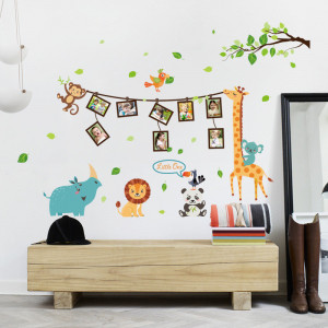 Sticker perete Memories Animals